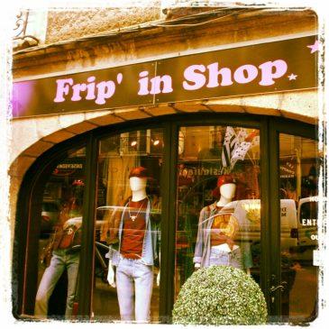 Friperie Frip'in shop