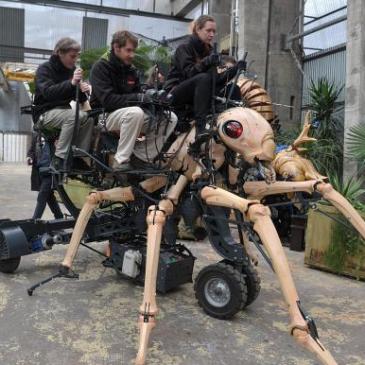 La fourmi géante à Nantes