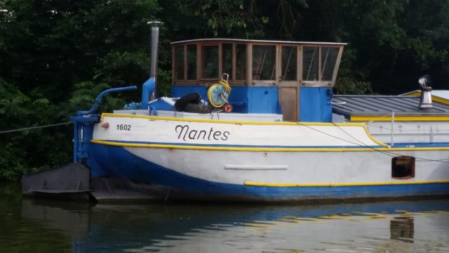 Bateau Ouch – Voyage à Nantes