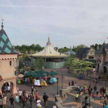 Un séjour en famille à Disneyland Paris