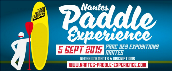 Nantes Paddle Experience + concours