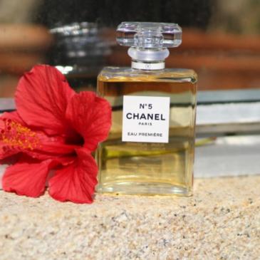 Mon parfum d'hiver : Chanel N°5 eau première en partenariat avec Origines Parfums
