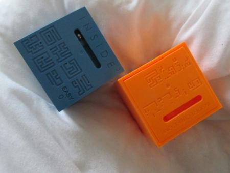 Inside ze cube x Amogado