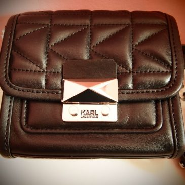Le sac K/Kuilted de Karl Lagerfeld : So Rock So Chic