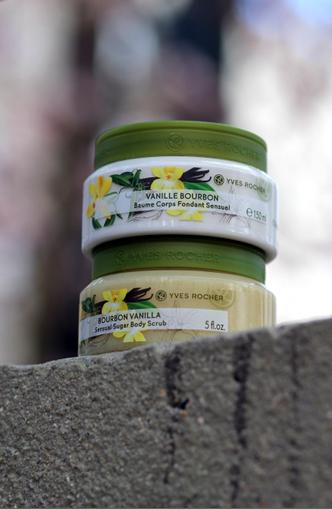 blog beaute nantes gamme vanille yves rocher nouveautes 2016