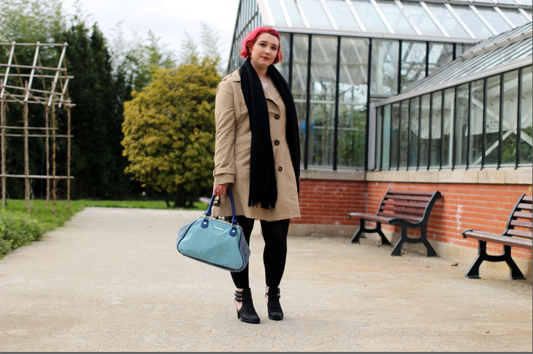blog mode nantes new look trench