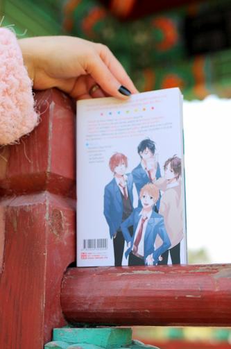 manga rainbow days