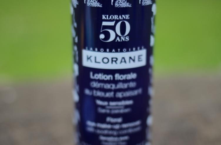 blog beaute nantes klorane eau florale