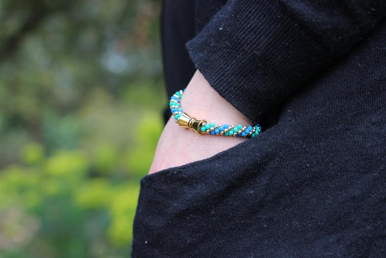 blog mode nantes bracelet Mapie doux