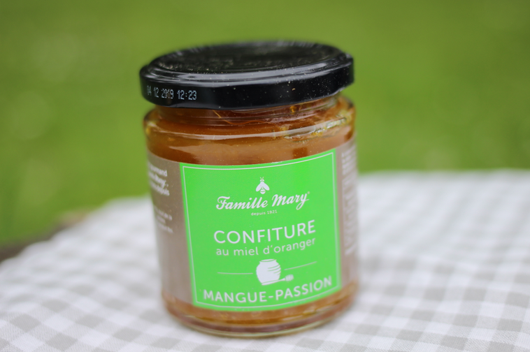 blog nantes confiture mangue passion famille mary