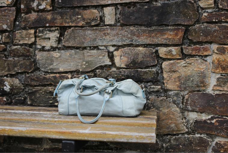 blog mode nantes gerard darel sac bleu