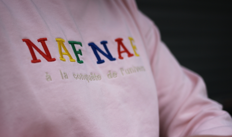 blog mode nantes sweat 1990 nafnaf