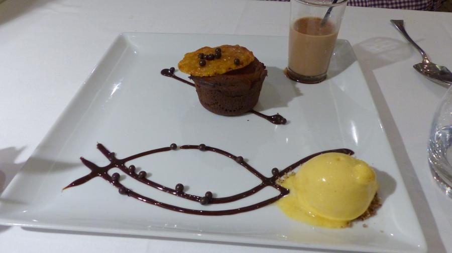 dessert restaurant quintessia nantes