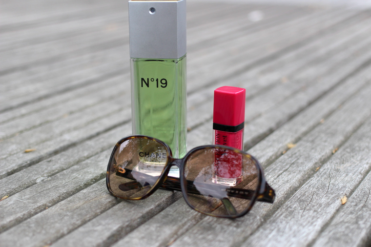 blog beaute nantes origines parfum chanel numero 19