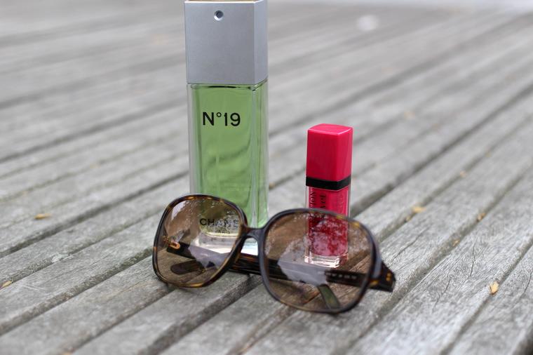 blog beaute nantes origines parfum chanel numero 19