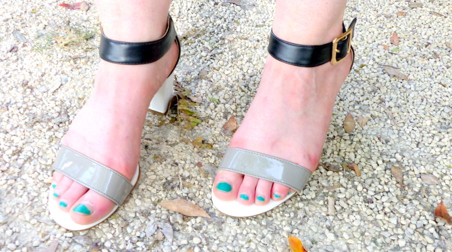 blog mode nantes chaussures sandales bonprix