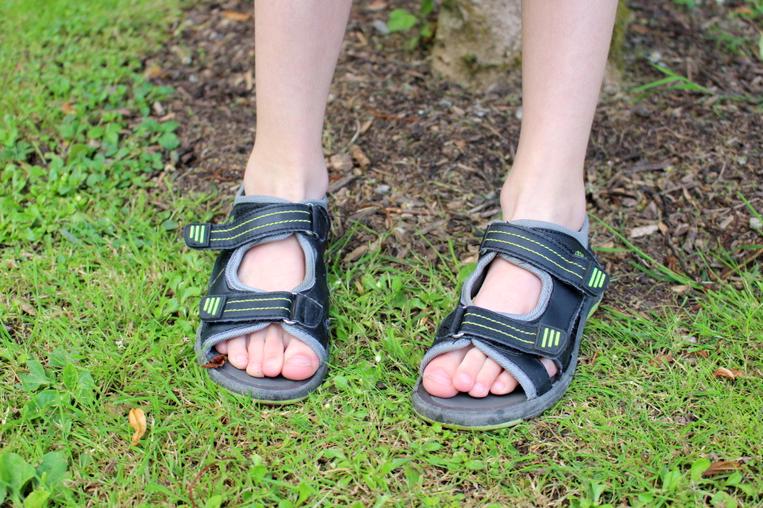 blog mode nantes sandales gemo kidilook garcon