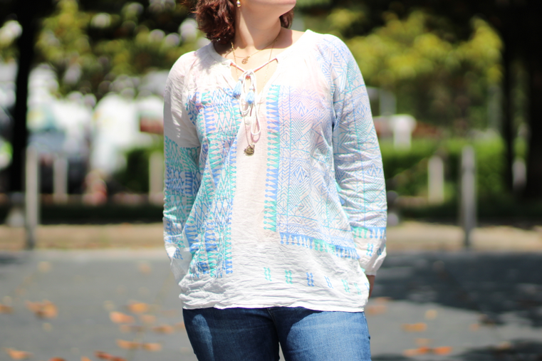 blog mode nantes tenue antik batik