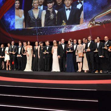 La clôture du festival de télévision international de Monte-Carlo #FTV16
