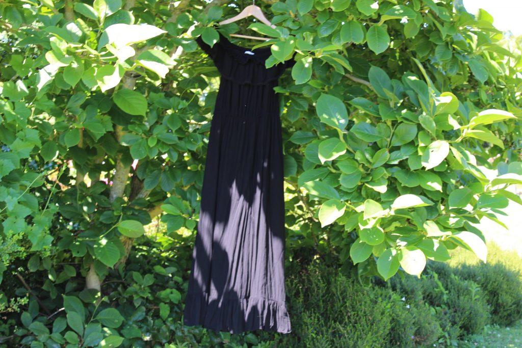 blog mode nantes robe longue noire follow me by gemo
