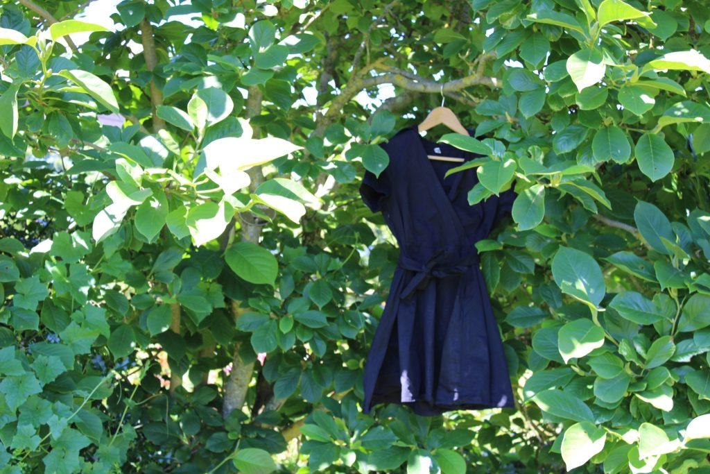 blog mode nantes robe shein noire courte