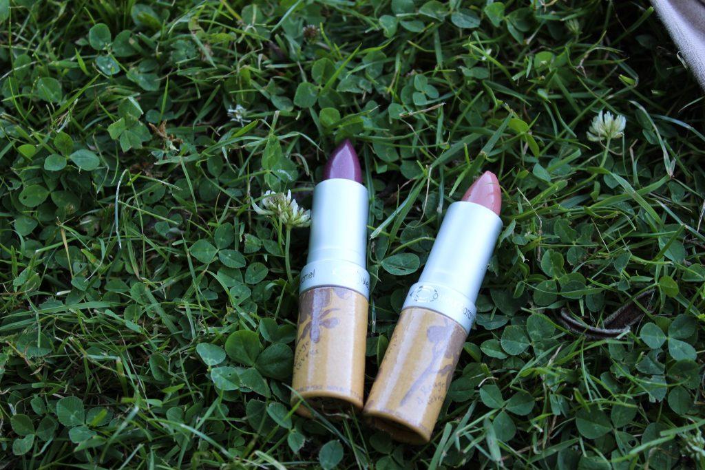 blog beaute nantes rouge a levres irises couleur caramel