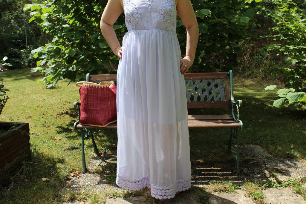 blog mode nantes detail robe longue vero moda