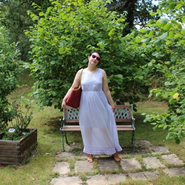La maxidress – French curves challenge
