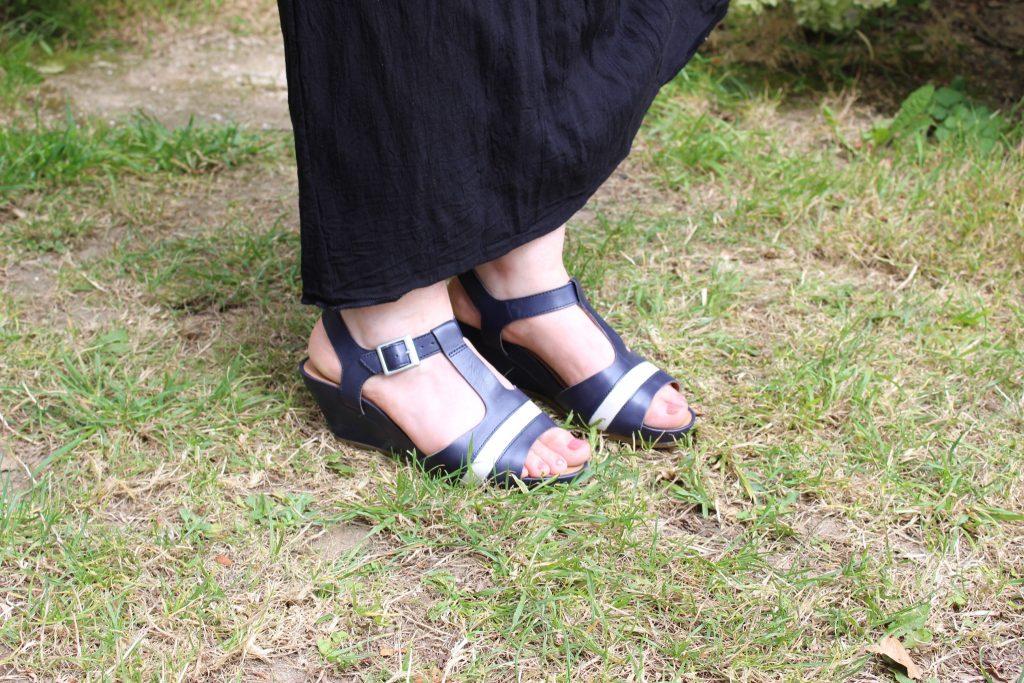 blog mode nantes sandales clarks