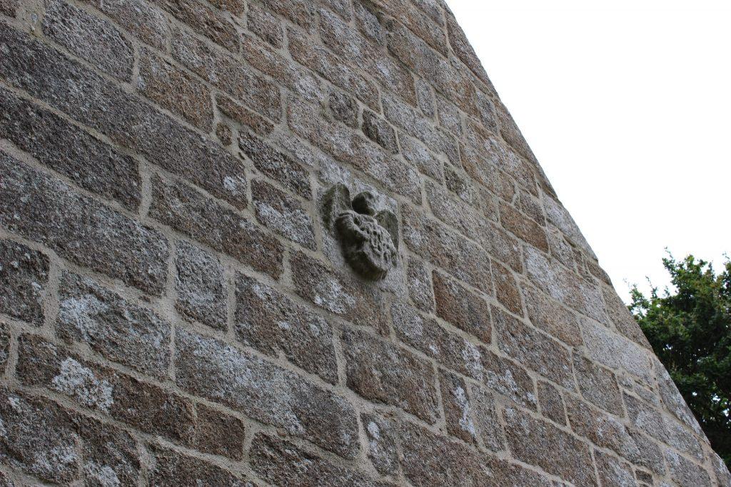 detail chapelle tremalo pont aven bretagne finistere
