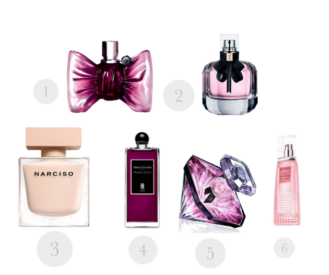 blog beaute nantes parfums rentree 2016