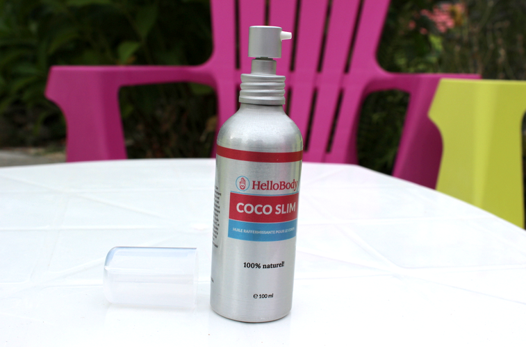 huile coco slim hello body