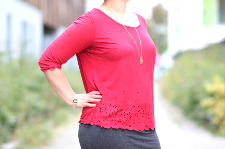 look automne nantes top rouge aurora pantone breal