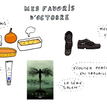 La selection d'Oror404 – Mes favoris d'Octobre