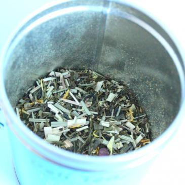 Le thé detox de Deli Tea