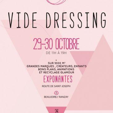 Violette Sauvage LE vide-dressing géant débarque à Nantes