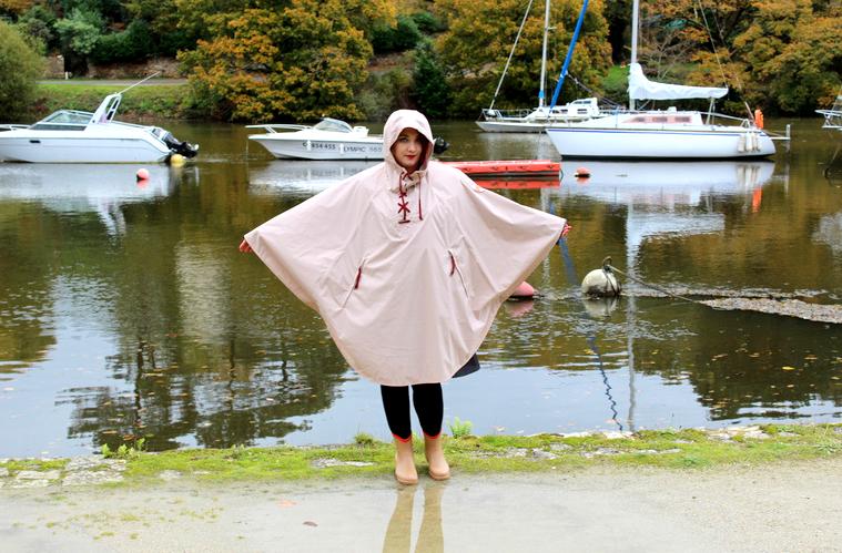 blog-mode-nantes-poncho-rose-aigle