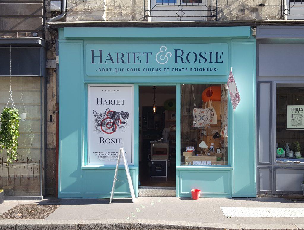 tour des boutiques nantaises 1 hariet et rosie girls n 39 nantes blog mode beaut et. Black Bedroom Furniture Sets. Home Design Ideas