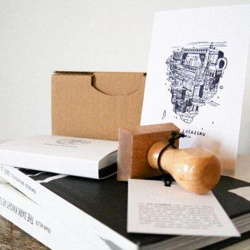 Idée cadeau pour noël : un Ex libris