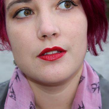 Un maquillage de fêtes avec Peggy Sage + concours