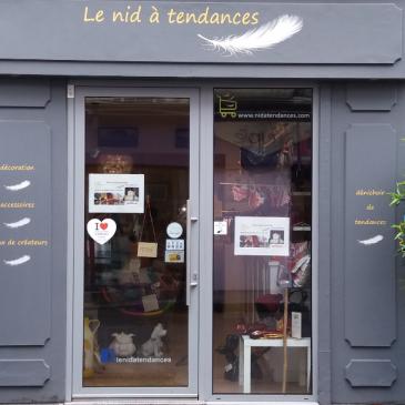 Tour des boutiques Nantaises #2 : le nid à tendances