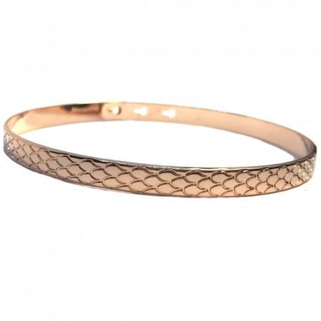 bracelet-jonc-motif-ecaille-plaque-or-rose-blog-mode-nantes-bijoux-by-lola