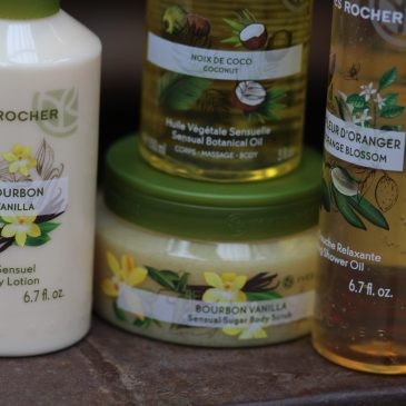 On fête nos 4 ans – concours Yves Rocher – Plaisirs Nature
