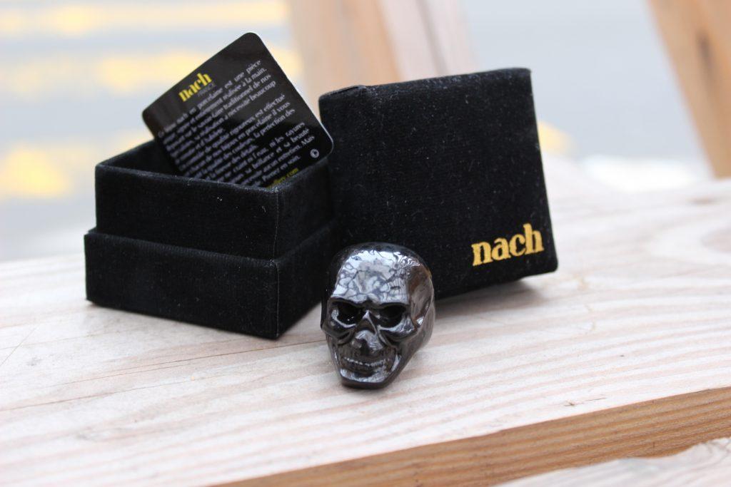 blog-mode-nantes-bague-tete-de-mort-noire-nach-bijoux-porcelaine