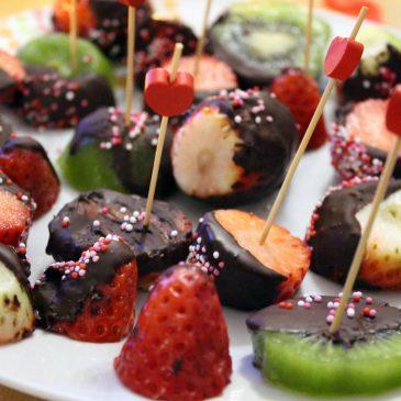Une Saint Valentin gourmande avec Cook Angels