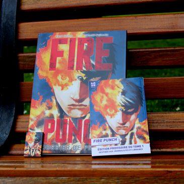 Teasing : Fire punch chez Kazé éditions