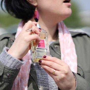 Le cas du parfum d'homme : habit rouge de Guerlain