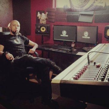 Dans l'antre d'un studio d enregistrement de metal : le Vamacara studio