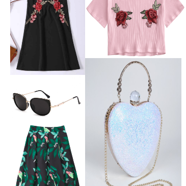 Wishlist zaful printemps été 2017