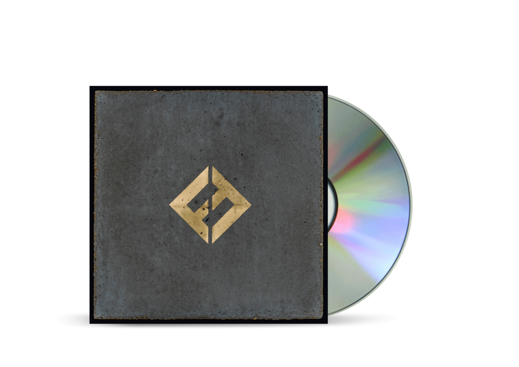 Concrete and gold foo fighters blog nantes - Cd concreet ...
